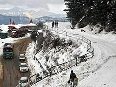 February Chill In Delhi, Whiteout In Jammu And Kashmir And Himachal Pradesh