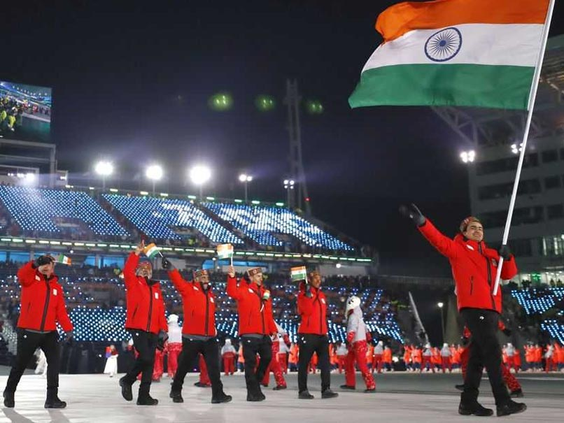 Winter Olympics 2018: Flag-Bearer Shiva Keshavan Leads Indian Contingent In Pyeongchang