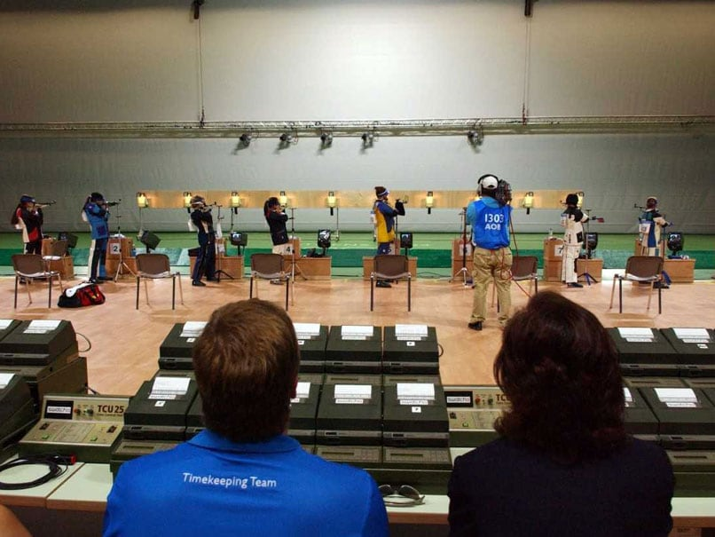 India Push To Get Shooting Back In Commonwealth Games 2022