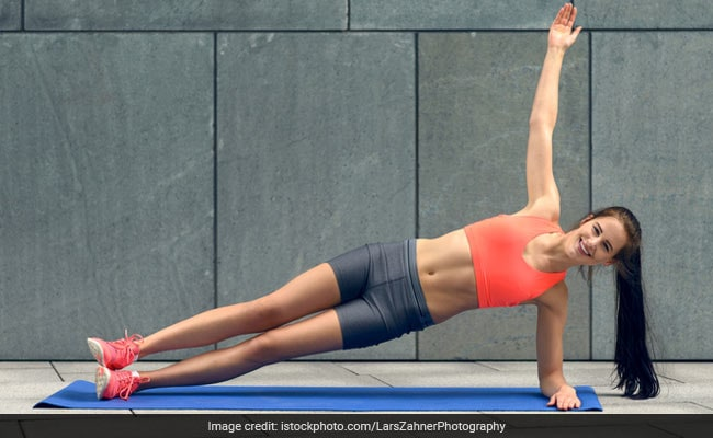 side planks for abs