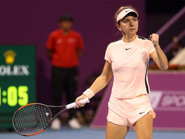 Simona Halep Maintains Top Spot In WTA Rankings
