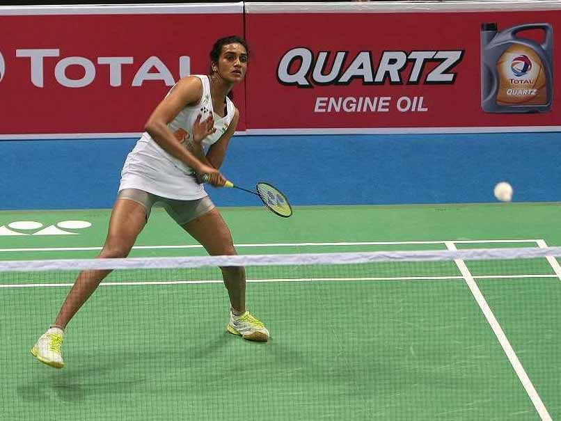 PV Sindhu Beats Ratchanok Intanon In Straight Games To Enter India Open Women