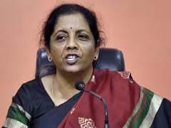 India Retaliating Appropriately To Pak Ceasefire Violations: Sitharaman