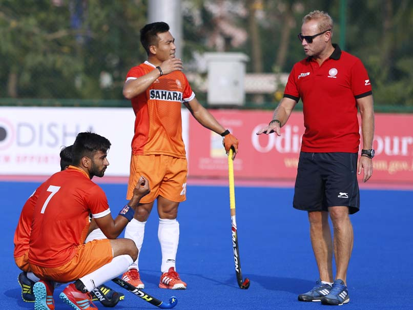 Focus On Winning Asian Games And World Cup, Says Indian Men