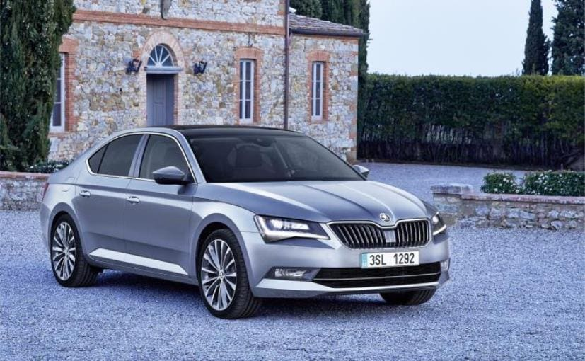 Skoda will showcase numerous model updates and the Vision X concept at the Geneva Motor Show