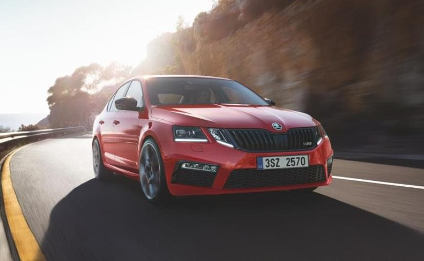 skoda octavia vrs to get new 2 litre tsi engine