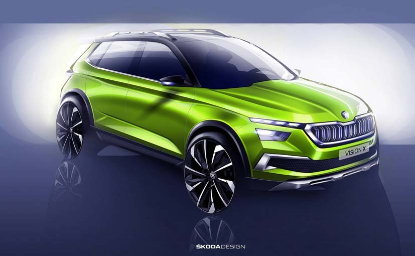 Compact Kodiaq SUV to make Geneva Motor Show debut