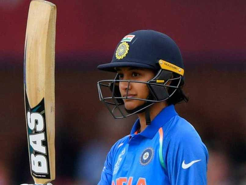 Mandhana, Raj put India Women 2-0 up