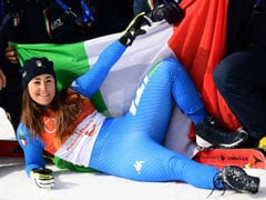 Winter Olympics: Italy's Sofia Goggia Wins Olympic Downhill, Lindsey Vonn Third