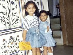 Sonam And Rhea Kapoor Look 'Super Innocent' In Childhood Pic - But Don't Be Fooled