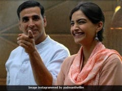 "<i>PadMan</i> Actress Sonam Kapoor Says Doing Just Entertaining Cinema ""Seems <i>Khokhla</i>"""