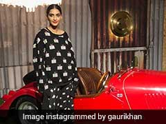 Even Sonam Kapoor Has Bad Outfit Days. This Was One Of Them