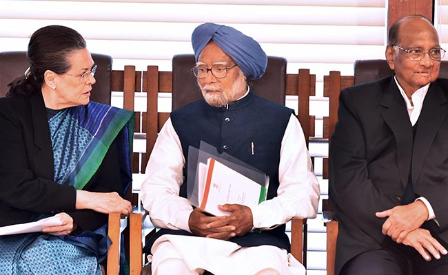 Sonia Gandhi To Convene Opposition Meet Today