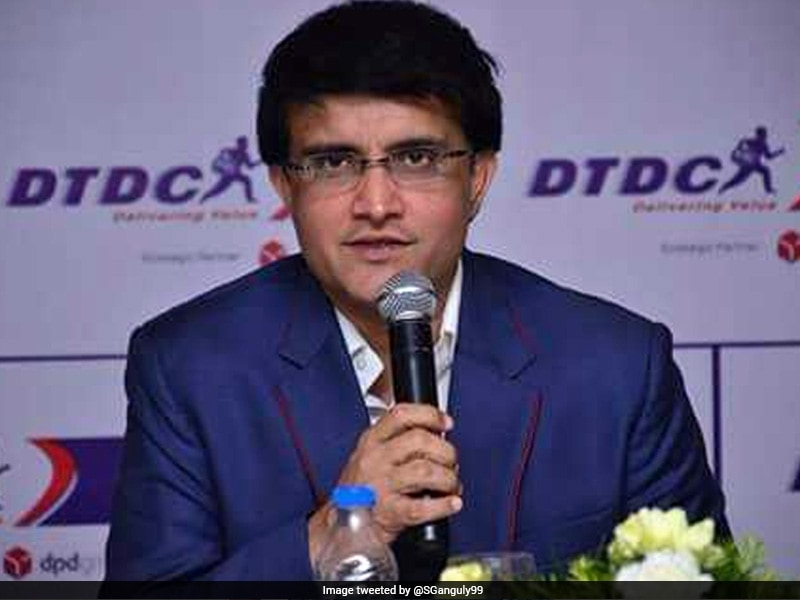 Sourav Ganguly Says Cricket Can