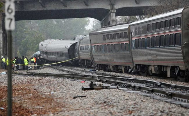 Amtrak Blames Freight Train Firm For Deadly South Carolina Crash