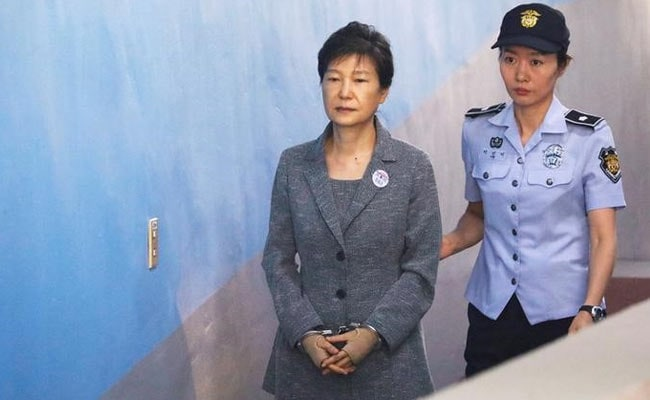 Ex-South Korean President Sentenced To 8 More Years In Prison