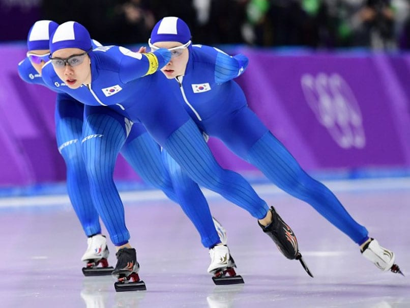 Winter Olympics: South Korean Speed Skaters Face Backlash For Shaming Teammate