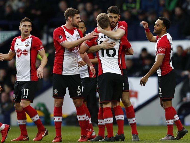 FA Cup: West Brom Crisis Rumbles On With Defeat To Southampton