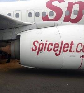 SpiceJet Flight Tyres Burst At Chennai Airport, Main Runway