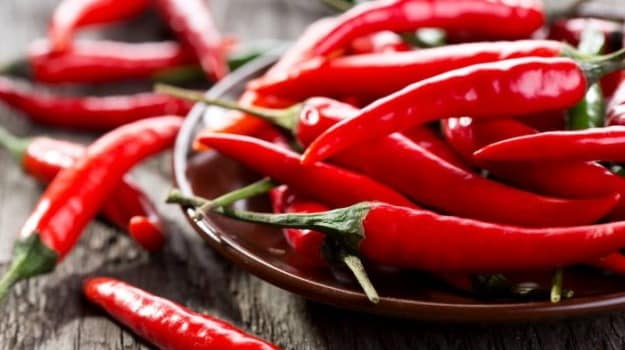 spicy food boosts metabolism