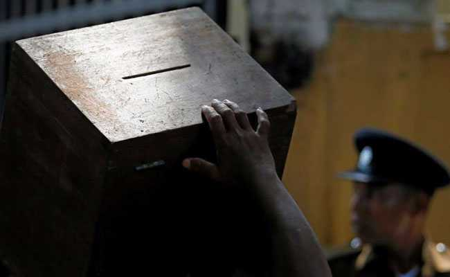 Voting underway in Sri Lanka local government elections