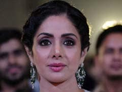 Megastar Sridevi Dies In Dubai, Funeral In Mumbai Tomorrow