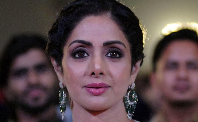 Megastar Sridevi's Body To Be Flown Back To Mumbai Today For Funeral