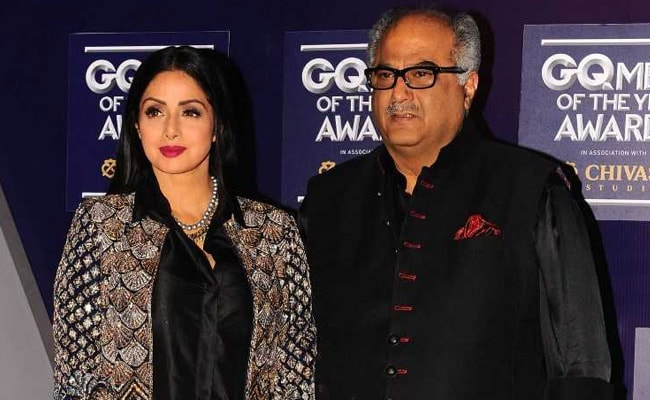 Boney Kapoor's Statement Recorded By Dubai Police: Report