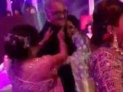 श्रीदेवी का आखिरी वीडियो वायरल, बोनी कपूर को लगाया था गले