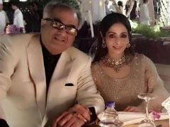 Sridevi's <i>Mr India</i> Co-Star Reveals Heartbreaking Phone Call With Boney Kapoor After Her Death