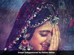 Sridevi's 1990 Film <i>Lamhe</i> Was Farhan Akhtar's First Job. He Recalls Her 'Incredible Magic'