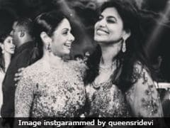 Sridevi's Childhood Friend Reveals Her Last Conversation With The Actress