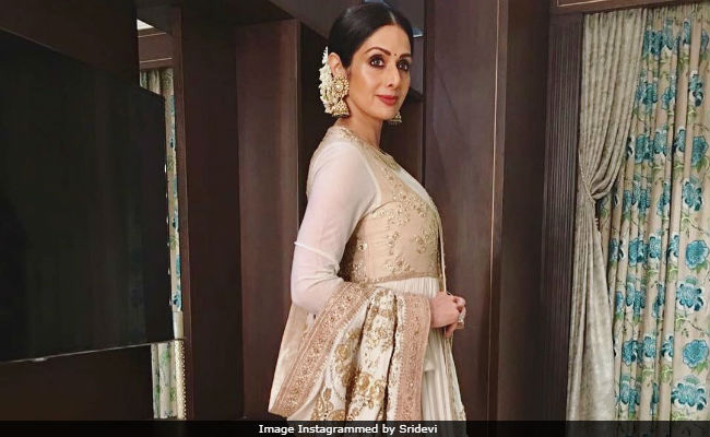Pak Film Stars Pay Condolences To Bollywood Icon Sridevi