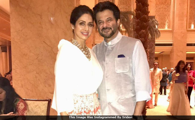 After Sridevi's Funeral, A Statement By The Kapoor Family