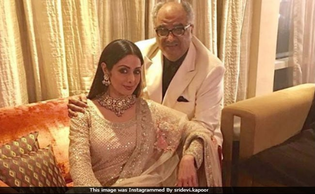 Sridevi's MOM Co-Star Adnan Siddiqui Was With An 'Inconsolable' Boney Kapoor After Her Death