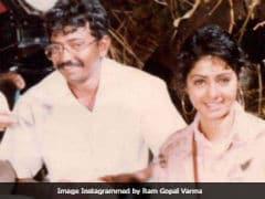 Sridevi's Death Prompts Heartbroken Tweets From Old Admirer Ram Gopal Varma