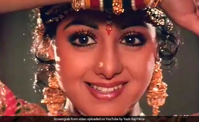 Sridevi, From Child Star To Superstar. There Will Never Be Another