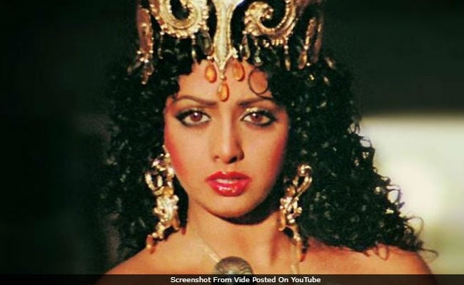 To Sridevi, With Love From Her Mr India Director Shekhar Kapur