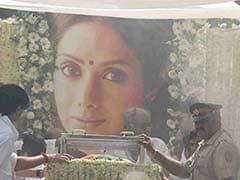 रामेश्वरम में आज समंदर में विसर्जित होंगी श्रीदेवी की अस्थियां