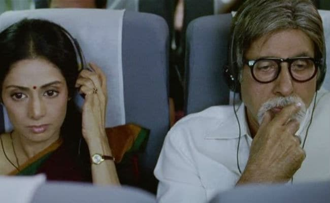 Just Before Sridevi's Death Was Announced, Amitabh Bachchan Tweeted This