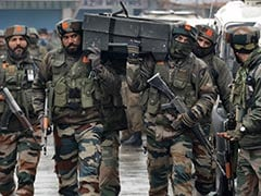 CRPF Soldier Killed, Cop Injured As Forces Foil Terror Attack In Srinagar