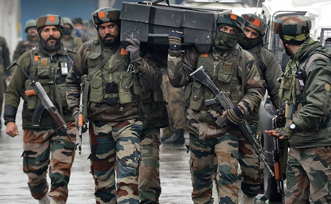 Updates: After 28 Hour Encounter, Bodies Of 2 Terrorists Recovered With Arms