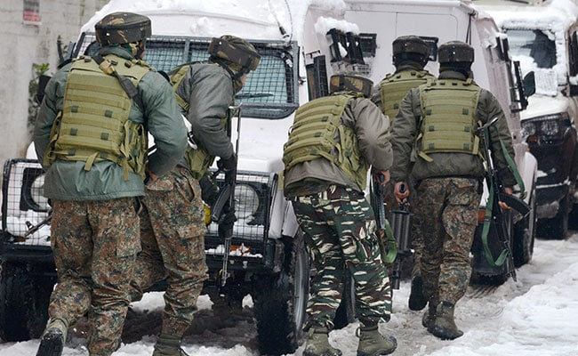2 Terrorists Killed In Srinagar Encounter That Lasted 28 Hours