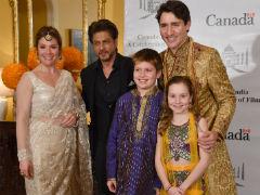 शाहरुख-आमिर से मिले कनाडा के पीएम जस्टिन ट्रूडो, ट्विटर पर शेयर की ये बात