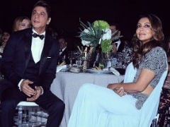 Shah Rukh Khan And Gauri Just Like This, Forever