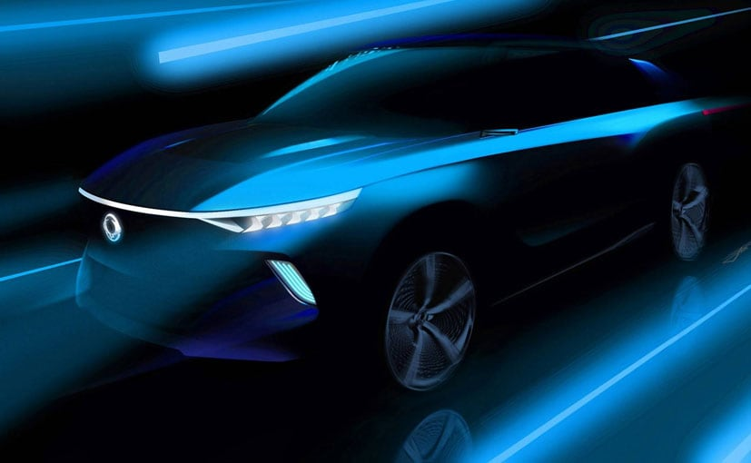 The Ssangyong e-SIV will be revealed on March 6, 2018