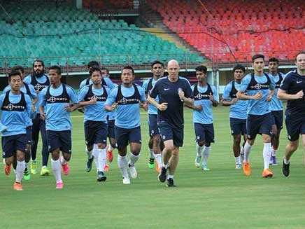 India Football Coach Stephen Constantine Accepts Contract Extension