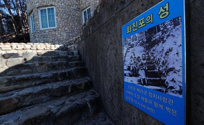 stone villa goseong kim reuters