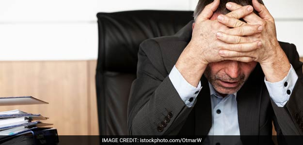 Beware! Job Stress May Increase The Risk Of Premature Death In Men