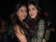 Viral: A Pic Of Suhana Khan With Best Friend Shanaya Kapoor